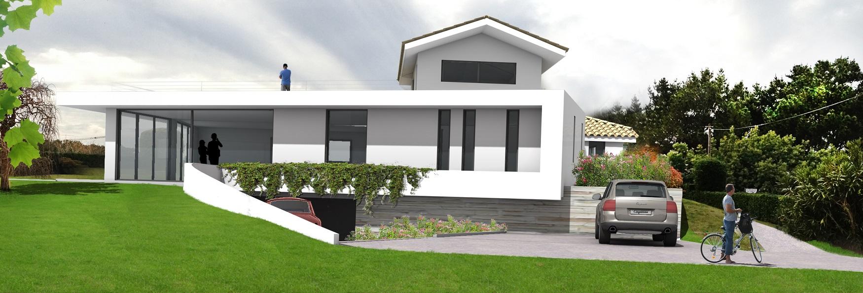 Maison à Chiberta-ANGLET