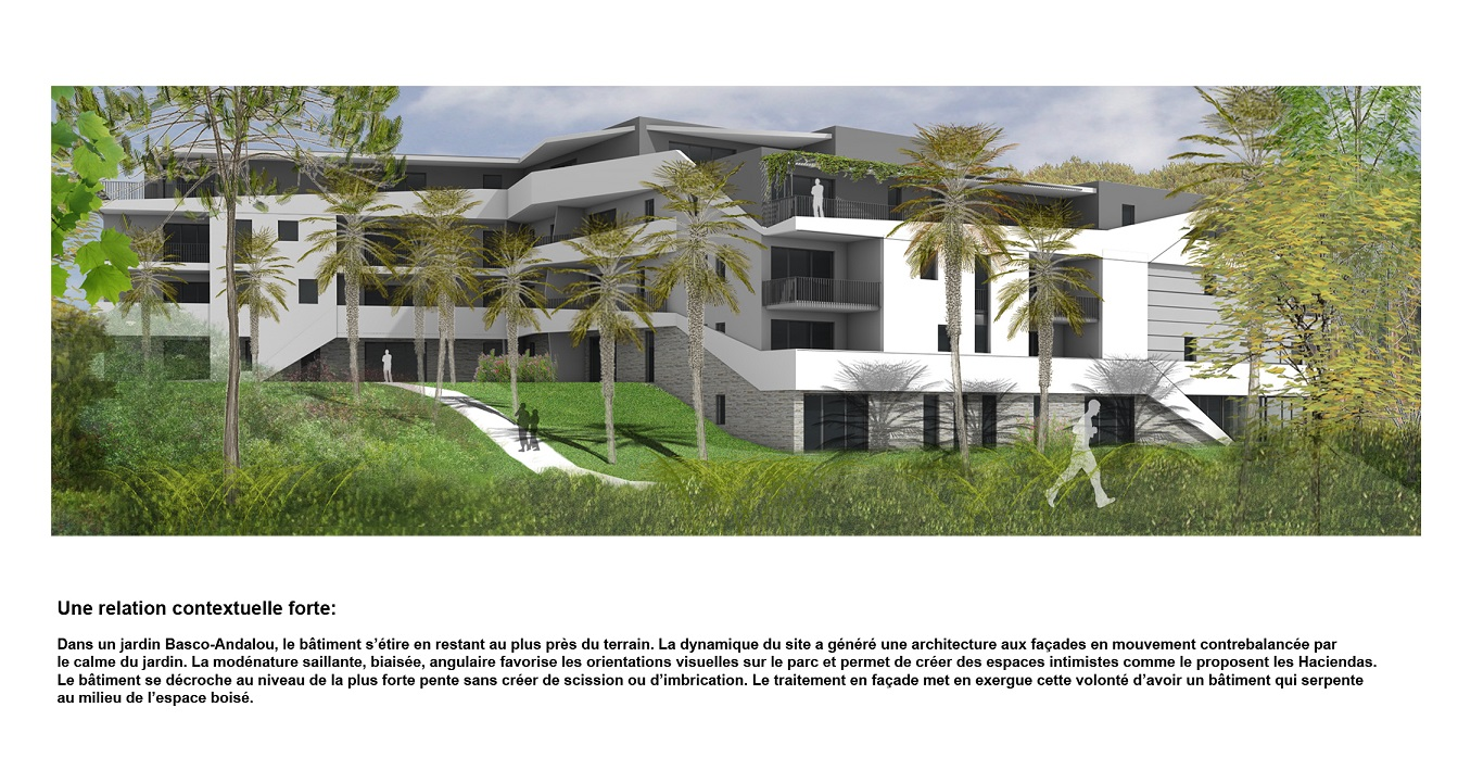 45 Logements collectifs- BIARRITZ