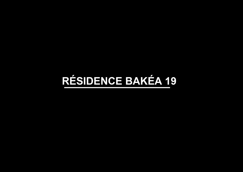Résidence BAKEA 19               – ANGLET
