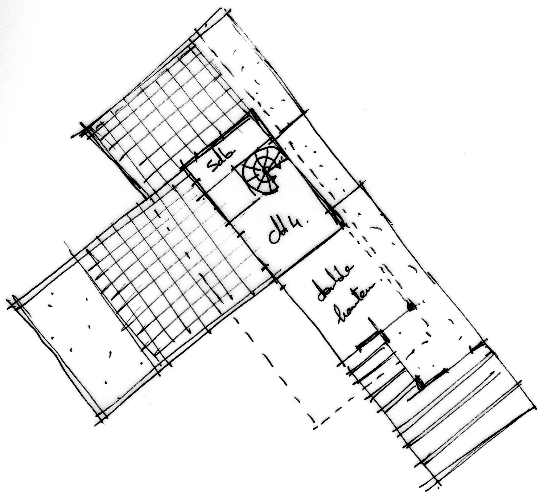 Etude de faisabilité : Maison  Lac de Chiberta , ANGLET
